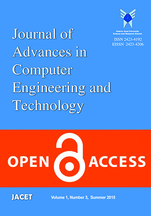 Journal of Advances in Computer Engineering and Technology